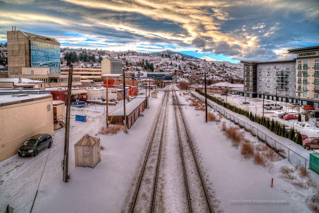 Kamloops Rail